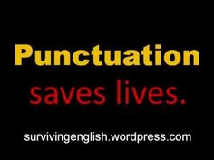 Fun Punctuation Video | Larry Ferlazzo's Websites of the Day…