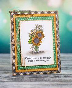 Struggle and Strength | Unity Stamp Co