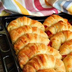 Cake Recipes, Dessert Recipes, Desserts, Kiflice Recipe, Posne Torte, Bread Dough Recipe, Bosnian Recipes, Torte Recipe, Hot Dog Buns