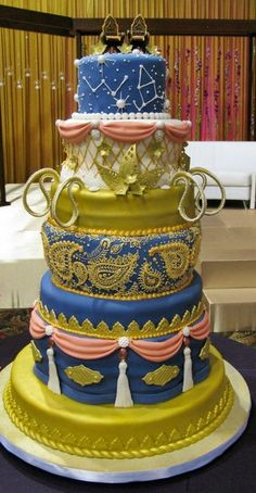 1000 Images About Ugly Wedding Cakes On Pinterest