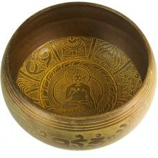 Extra Loud - Singing Bowl - One Buddha - www.dochsa.com #Dochsa