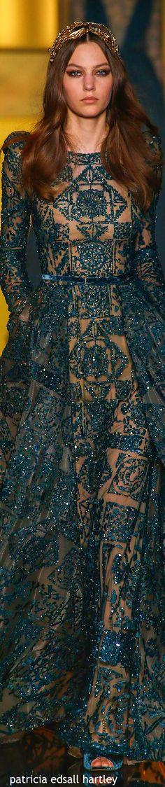 ELIE SAAB Haute Couture FW 2015-16