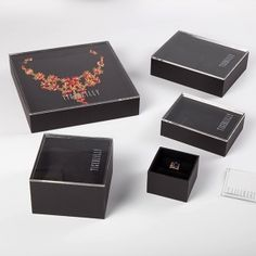 Wholesale customized paper jewellery box manufacturers Jewelry