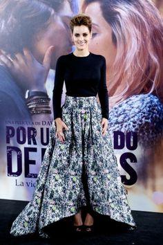 Fabulously Spotted: Alejandra Onieva Wearing Christian Dior - 'Por un Punado de Besos' Madrid Premiere - http://www.becauseiamfabulous.com/2014/05/alejandra-onieva-wearing-christian-dior-por-un-punado-de-besos-madrid-premiere/