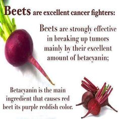 Beets  https://www.facebook.com/DailyDoseofGoodMedicine