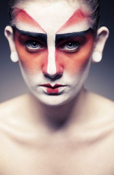 Facepaint Fun by Russ Freeman