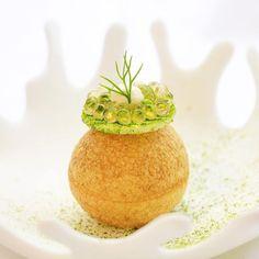 Michelin Food, Plate Presentation, Food Decoration, Molecular Gastronomy, Culinary Arts, Food Plating, Food Styling, Food Art, Gourmet Recipes
