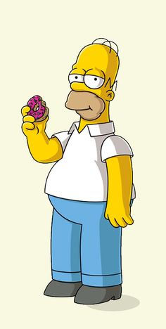 "Homer Simpson is the best main character from ""The Simpsons""! Homer Simpson, Simpson Tv, The Simpsons, Simpsons Party, Cartoon Cartoon, Cartoon Shows, Lisa Y Bart, Cartoon Recipe, Simpson Tumblr"