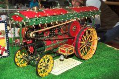 Meccano Showman's Engine