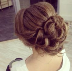 35 New Wedding Hairstyles to Try. To see more: http://www.modwedding.com/2014/03/26/35-new-wedding-hairstyles-to-try/ #wedding #weddings #hair #hairstyle #updo #fashion