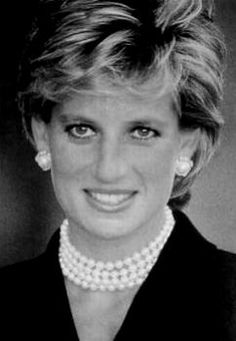 In a World Of chaos, confusion and insults...be a Princess Diana!