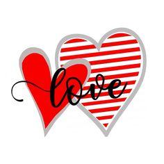 Love Valentine's Shirt by HipInkDesigns on Etsy Valentine Images, Valentines Art, Valentine Day Cards, Be My Valentine, Valentine Shirts, Zombie Birthday Parties, Valentines Illustration, Vinyl Shirts, Valentine Decorations
