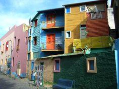 La zona donde actualmente se encuentra La Boca fue el lugar donde Pedro de Mendoza realizó la primera fundación de Buenos Aires en 1536.