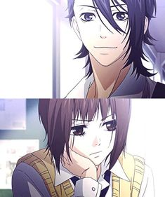 "Yamato & Mei from ""Say I love you"""