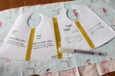 This Australian sewing blogger makes and donates NICU gowns to a local charity. This tutorial includes a downloadable PDF template.