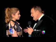 Sofía Castro huye de entrevista !ESCUCHA......................