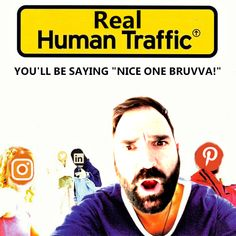 Bit of a cult classic this film, not sure if it's known outside of the UK! Social media can be a great way of getting traffic to your website/landing page/calendar - have you got a good strategy in place? Social Media Marketing Business, Online Marketing, Digital Marketing, Human Traffic, Marketing Automation, Competitor Analysis, Lead Generation, Landing, Calendar