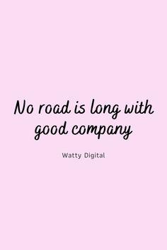 October Quotes, Good Company, Blog, Blogging