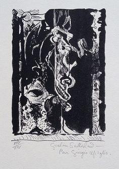 Graham Sutherland: Giorgio Soavi, Storia con Sutherland (1968)