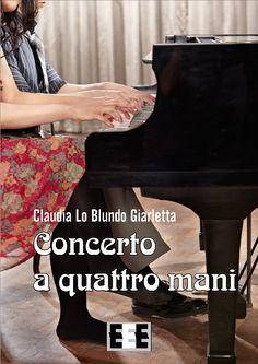 Claudia Lo Blundo, Concerto a quattro mani. Copertina di EEE-book.