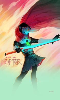 Hyper Light Drifter Fan Art by Tvonn9 on DeviantArt