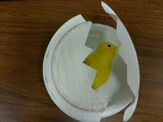 Misadventures of a YA Librarian: Hatching Chick Farm Craft