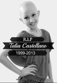 I don't know who this is but the joy in her smile and face touches my heart and yes young lady RIP. Makeup IS my wig ~Talia Joy Castellano. Just keep swimming, Covergirl Cosmetics, Talia, Gone Too Soon, Cinema, Keep Swimming, Childhood Cancer, Rest In Peace, Hair Styles