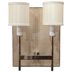Paul-marra-design-python-backed-sconce-lighting-wall-leather-metal