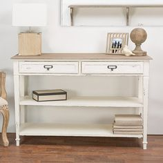 Found it at Joss & Main - Dina Console Table