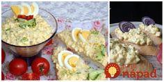 Recept: Miért vennéd a bolti kencéket, ha ilyet készíthetsz helyette? Guacamole, Breakfast Recipes, Tacos, Food And Drink, Menu, Cooking Recipes, Eggs, Ale, Treats