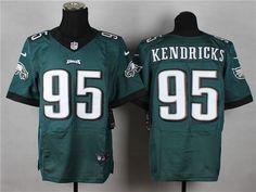 NFL Jersey's Pro Line Men's Philadelphia Eagles Mychal Kendricks Team Color Jersey