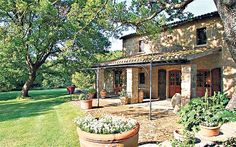 small farmhouses in tuscany italy - Google Search
