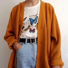 hipster outfits for school Indie Outfits, Retro Outfits, Indie Clothes, Fall Outfits, Cozy Clothes, Vintage Hipster Outfits, Cute Grunge Outfits, Hipster Goth, Kid Outfits