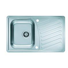 CHIUVETA DE BUCATARIE ALVEUS COLECTIA ELEGANT 30 ,INCASTRABILA DIN INOX, INCLUS SIFON POP-UP - Iak Pop Up, Bathtub, Bathroom, Standing Bath, Washroom, Bathtubs, Popup, Bath Tube, Full Bath