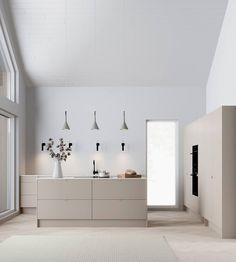 Arch Interior, Interior Architecture, Interior Design, Ikea Inspiration, Lets Stay Home, Nordic Home, Dream Apartment, Küchen Design, Kitchen Interior