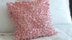 DIY Decorative Pillow - YouTube