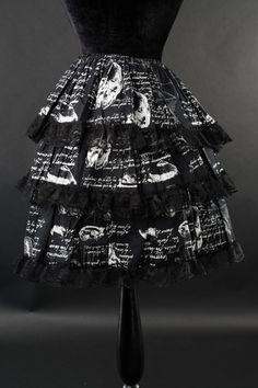 Steampunk Leonardo Inventions Overskirt Dracula Clothing - Click to enlarge