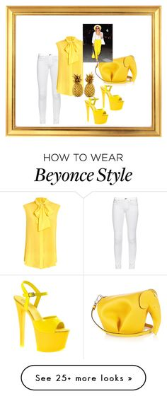 """""""Untitled #51"""" by nusreta-bjelic on Polyvore featuring rag & bone, Moschino, Pleaser and Loewe"""