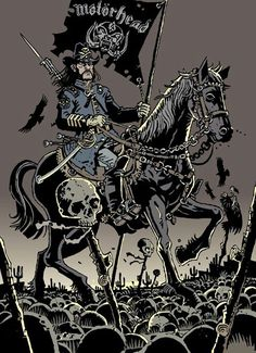 Lemmy ~ Motörhead