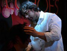Federico Chiarle,  Echoes Savona.  Hair, make up, beauty