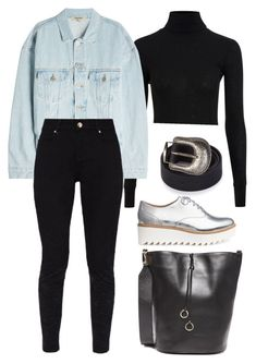 """""""#262"""" by mintgreenb on Polyvore featuring Topshop, Cafuné, Yeezy by Kanye West and Ted Baker"""