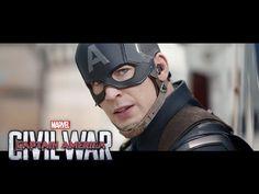 Spider-Man se deja ver en el nuevo tráiler de Captain America: Civil War - http://yosoyungamer.com/2016/03/spider-man-se-deja-ver-en-el-nuevo-trailer-de-captain-america-civil-war/