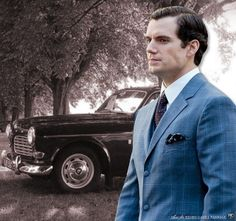 Henry Cavill ~ by Ann Boudreau - HCF Artist Affiliate - 392 | Flickr - Photo Sharing!