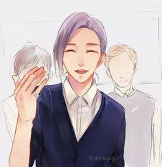Yoon Jeonghan || art