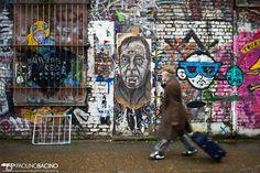 London - Shoreditch, Photo's Paolino Bacino