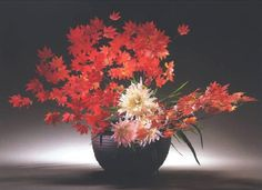 Sogetsu Ikebana | The Garden Club of the Back Bay