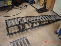 Car service ramps - The Garage Journal Board