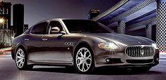Maserati Quattroporte Automatica - divulga��o
