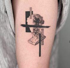 Simplistic Tattoos, Modern Tattoos, Subtle Tattoos, Cool Small Tattoos, Unique Tattoos, Simple Guy Tattoos, Artistic Tattoos, Line Art Tattoos, Time Tattoos