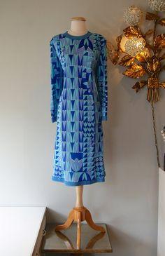 Vintage Dress // 80s Dress // Vintage 1980s by xtabayvintage,